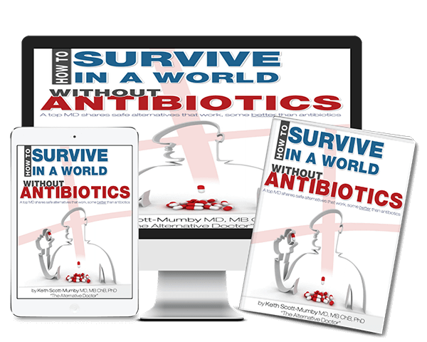 world without antibiotics book cover